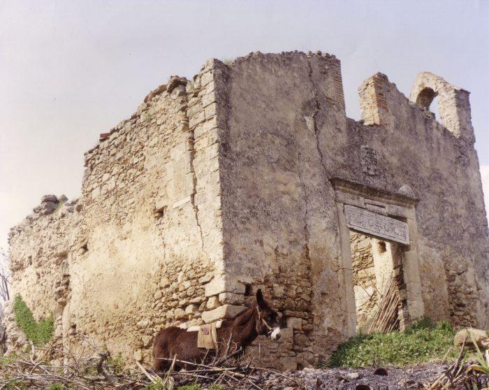 Una città ricca di storia - Irsina - Abbazia di Juso. XI-XII sec.