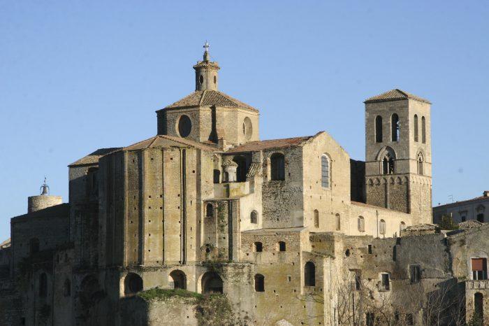 La Cattedrale di Irsina - Veduta posteriore