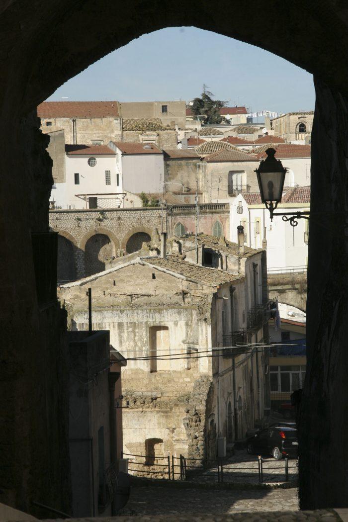 Borgo antico Irsina - Porta della Provvidenza