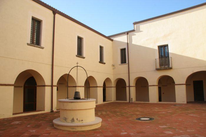 Museo civico Janora - Cortile