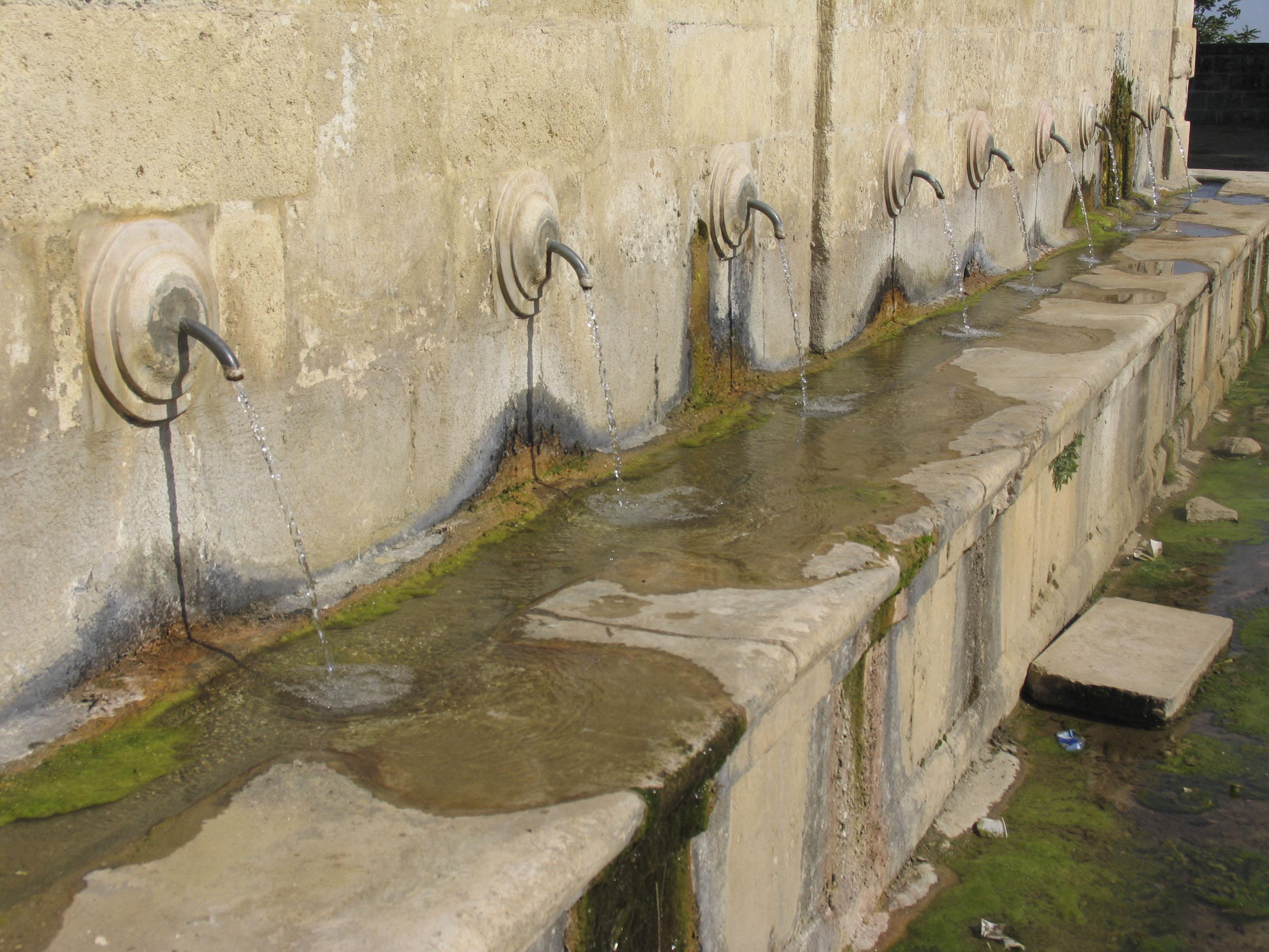 I Bottini - Bocche della fontana