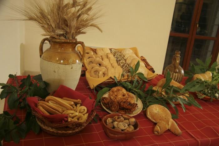 Gastronomia tipica - Prodotti locali