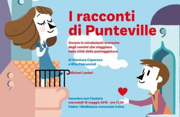 I racconti di punteville di Gianluca Caporaso