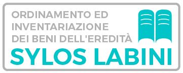 Ordinamento ed inventariazione dei beni dell'eredità Sylos Labini